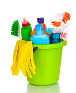 we provide the following domestic cleaning services